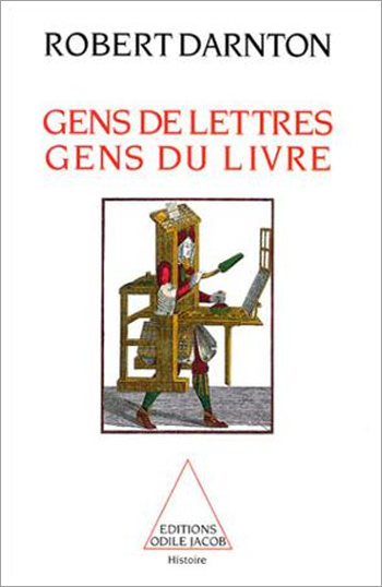 Gens de lettres, Gens du livre