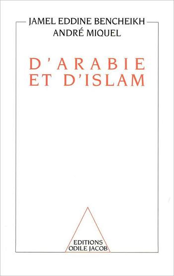 D'Arabie et d'Islam