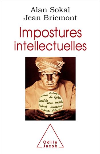 Impostures intellectuelles.