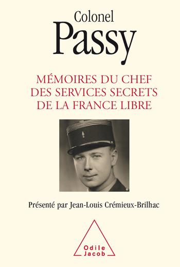 Mémoires du chef des services secrets de la France libre