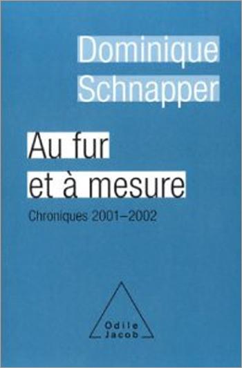 Au fur et à mesure - Chroniques 2001-2002