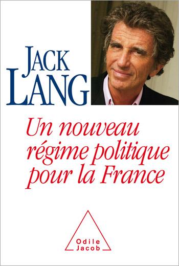 Un nouveau régime politique pour la France