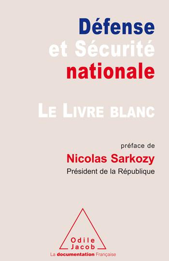 Le Livre blanc sur la défense et la sécurité nationale