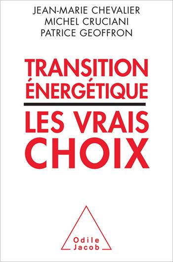 Transition énergétique : les vrais choix