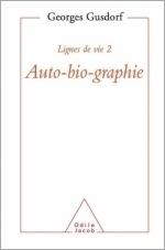Lignes de vie 2 : auto-bio-graphie