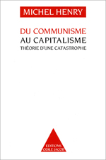 Du communisme au capitalisme : théorie d'une catastrophe