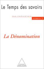N° 1 La Dénomination