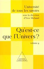Qu'est-ce que l'Univers ? - (Volume 4)