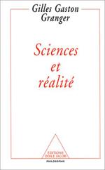Sciences et Réalité