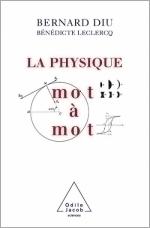 Physique mot à mot (La)