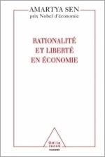 Rationalité et liberté en  économie