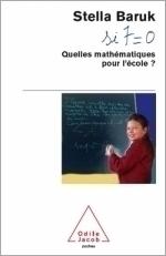Si 7 = 0 - Quelles mathématiques pour l'école ?