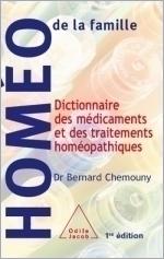 Dictionnaire des médicaments et des traitements homéopathiques